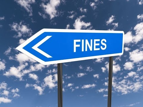 Fines, Fees, and Court Costs for DWI in North Carolina
