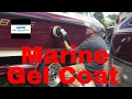 How To Detail A Boat: Marine Gel Coat (How To Correct, Reflect, Maintain A Boats Finish)