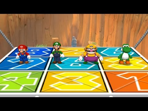 Mario Party 7 - All Battle and Duel Minigames