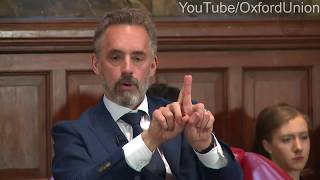Jordan Peterson on How Gender Temperament Data is Not a Right-Wing Conspiracy (Oxford Union)