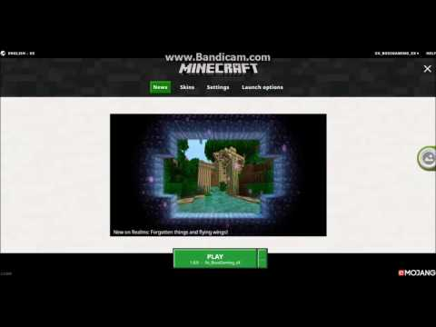How to change version in the new premium minecraft launcher 2017