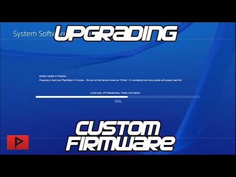 [How To] Upgrade The PS3 to Custom Firmware (CFW) From 3.55 Offical Firmware (OFW)