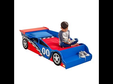 Review:  Race Car Toddler Bed