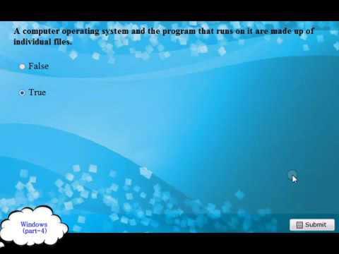 Windows Practice 2008   2011   2014 Exam Q and A pt 4