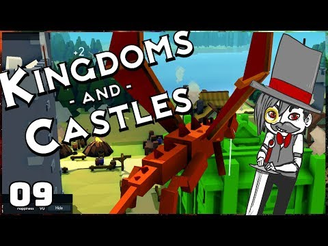 Base Building February - Kingdoms and Castles - Ep. 09