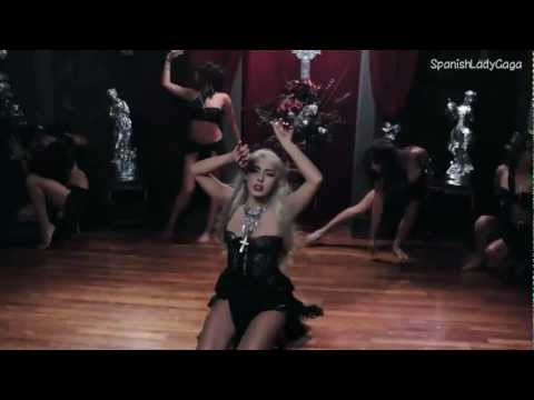 Lady Gaga - Bloody Mary (Lyrics - Sub Español) Video Oficial HD