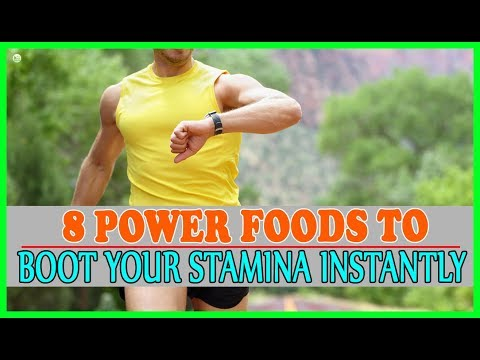 How To Increase Stamina And Endurance By Foods?  | Best Home Remedies