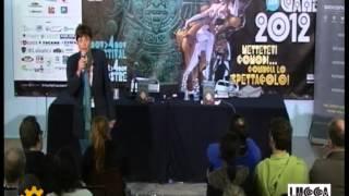 Lucca Games 2012 - La profezia del mondo degli uomini è  la storia d