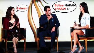 Wow ! Salman Khan & Katrina Kaif to Marry At IIFA Awards 2019 ????
