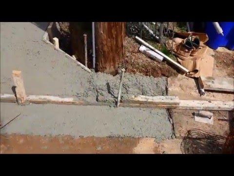 Concrete Apron and Driveway Installation Arlington, VA