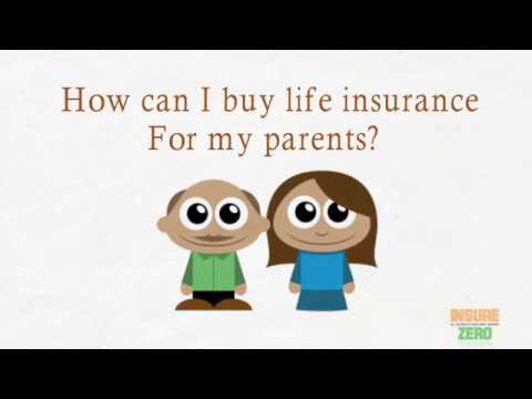Question Nr#23: How can I buy life insurance for my parents?