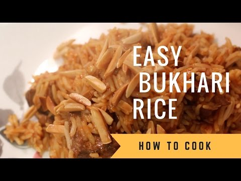 How to make Bukhari Rice   Tomato-y Smoky Steamed Spicy Rice