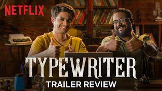 Rohan Joshi and Ashish Shakya react to Typewriter Trailer