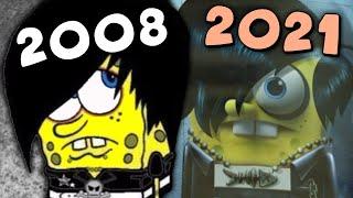 Emo SpongeBob is Real.