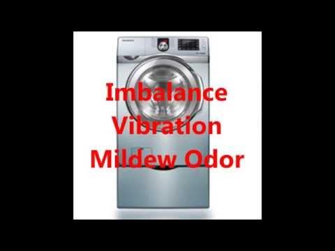 Samsung Washing Machine Defect - Imbalance, Vibration, Mildew Odor