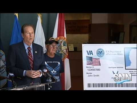 SNN: Buchanan's Veterans I.D. Card Bill Passed by Senate