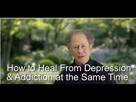How to Heal from Depression and Addiction at the Same Time