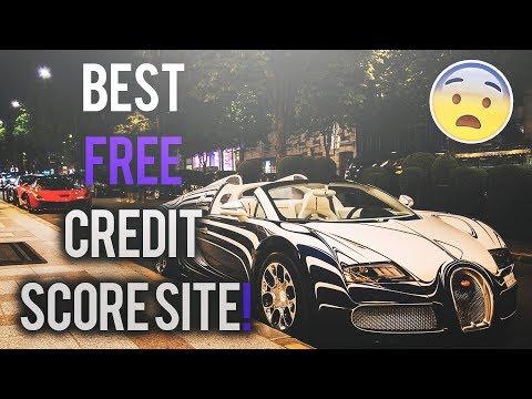 Credit Cards : BEST FREE CREDIT SCORE SITE? - Credit Sesame