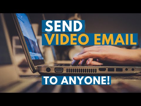 How to send video email to anyone