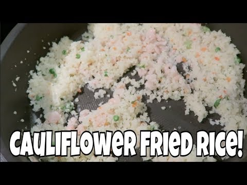 Keto Full Day of Eating | Home Workout | Cauliflower Shrimp Fried