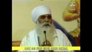 Sant Baba Mitt Singh Ji - Maanjog Baba Hari Singh Ji Randhawe Wale