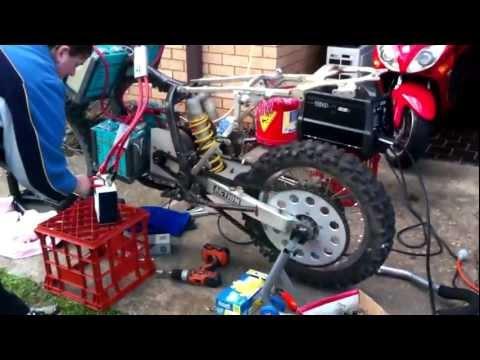 Scrappy - Bush Electric Dirtbike