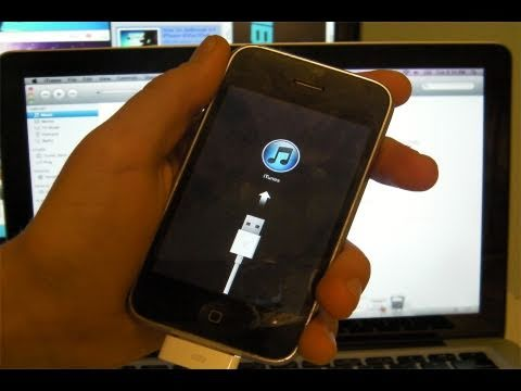 How To Restore A 6.15.00 iPhone 3Gs/3G To Firmware 4.1 And Unlock!