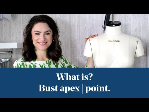 What Is? Bust Apex | Bust Point