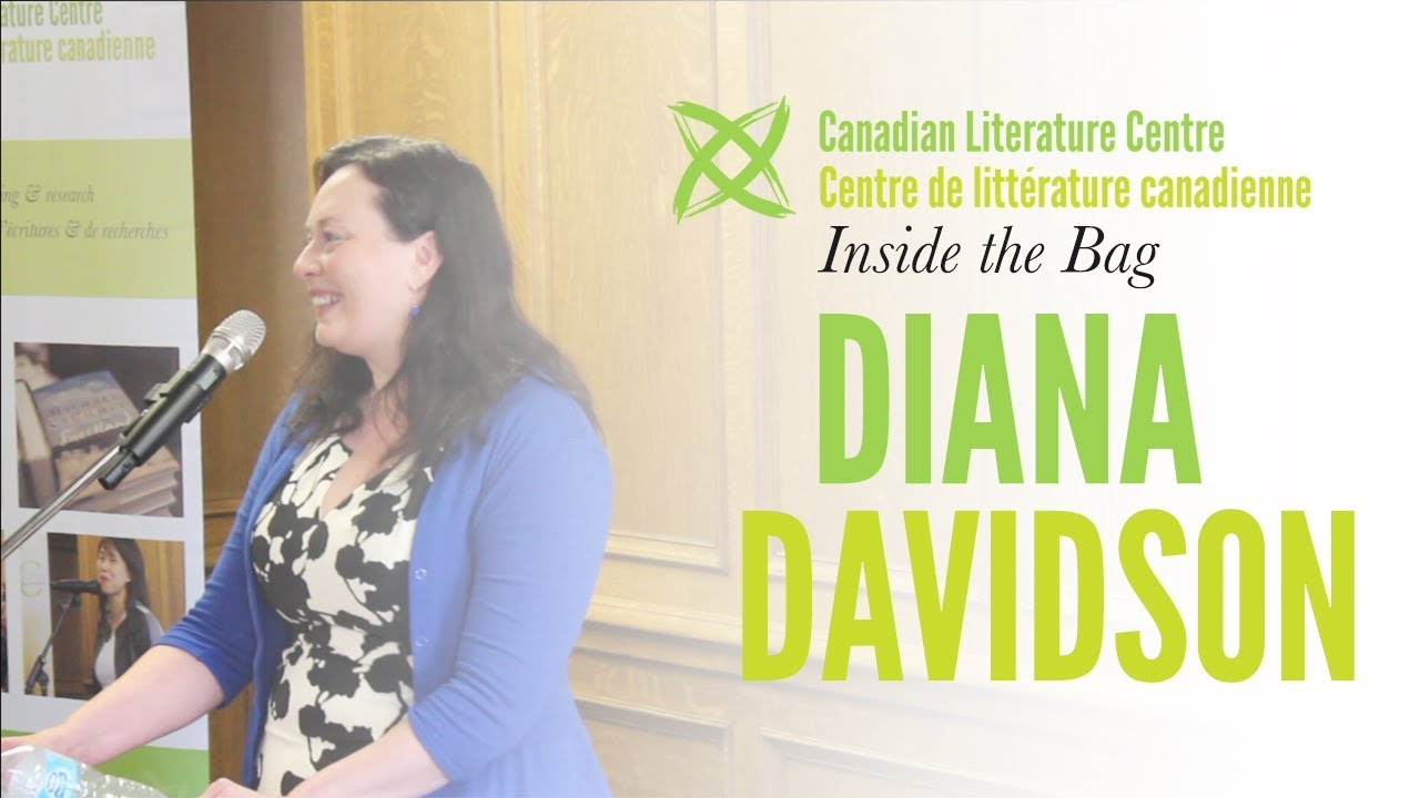 Diana Davidson | Inside the Bag