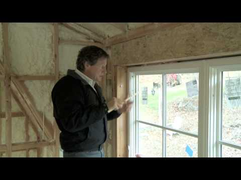 Sealing Doors and Windows To Stop Drafts