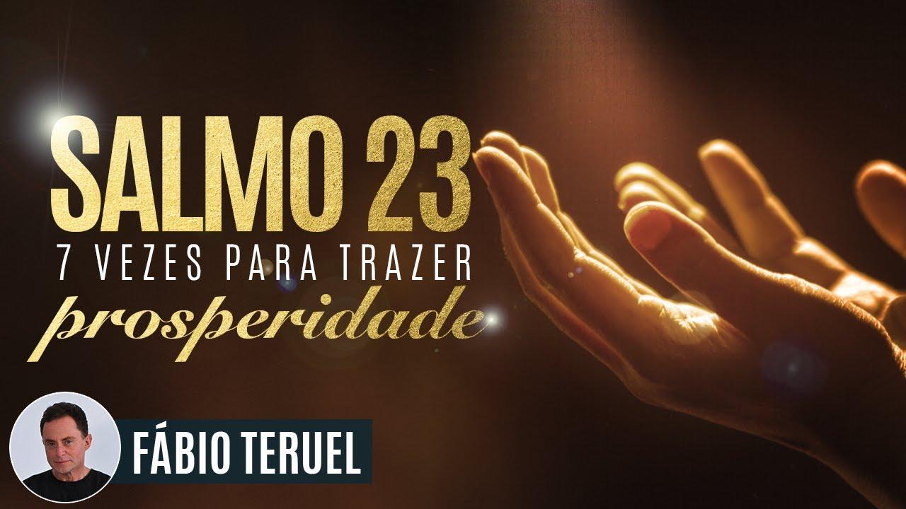 PODEROSA ORAÇÃO DO SALMO 23 🙏🏼 Para trazer prosperidade