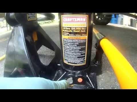 boat trailer wheel bearing check