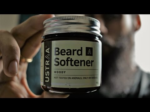 BEARD SOFTENER | USTRAA | HAPPILY UNMARRIED | Review