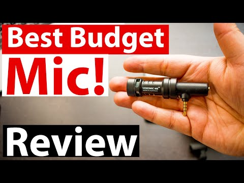How To Record Clear Audio With A Budget Microphone: Rode VideoMic Me Review