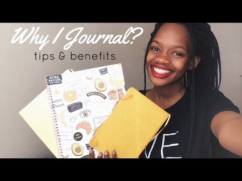 Daily Journaling For Beginners | Anxiety & Mental Health | Tips & Benefits | Seba Devané