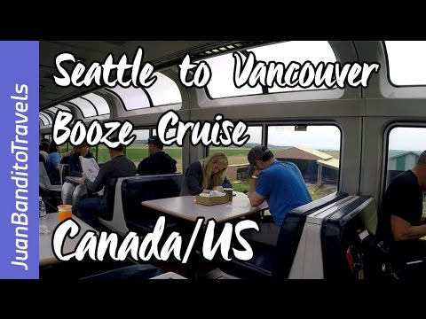 JuanBanditoTravels | Vancouver B.C. to Seattle Pacific Northwest Cruise 2017