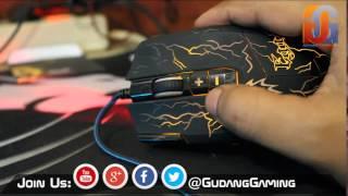 Gudang Gaming Tv: Prolink Mouse Ega Pmg9501 Review