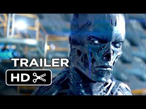 Terminator Genisys Official Trailer 2 2015 - Arnold Schwarzenegger Movie HD