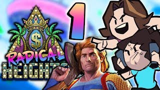 Radical Heights: Playing It While We Can! - PART 1 - Game Grumps
