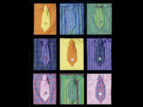 Treasured Quilt Album - Father's Tie Quilt