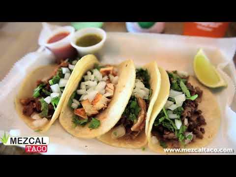 Street Tacos at Mezcal Taco