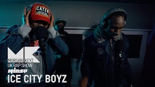 UK Rap Show: Ice City Boyz (Freestyle)