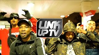K Active, R3D, Montana, A Mulla, RC (8) - C Block Hitter [Music Video] | Link Up TV