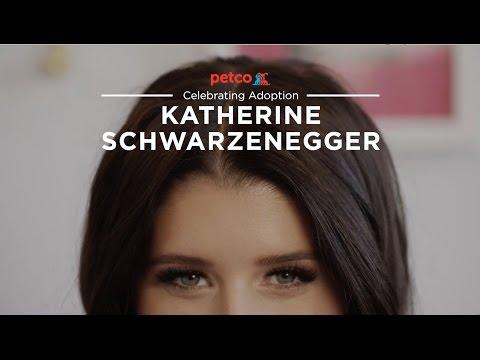 Katherine Schwarzenegger – Think Adoption First (Petco)