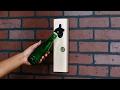 Hidden Magnet Bottle Opener