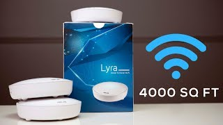 ASUS Lyra Review: Fix Your WiFi Problems For Good!