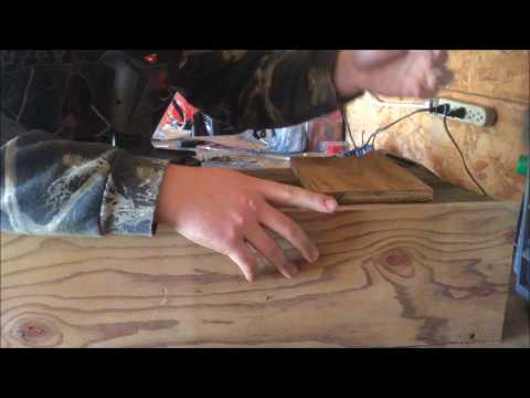 How to Make a Woodduck Nest Box