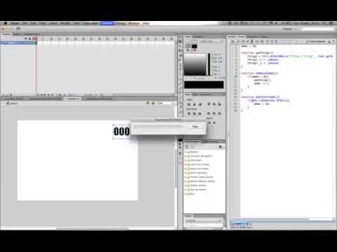 Simple Flash AS2 Tutorial - Tip #2 Attach MovieClip on mouse click