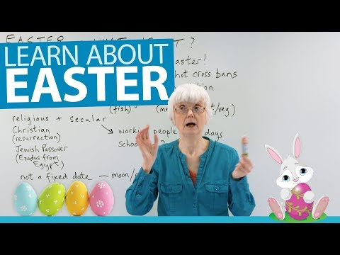 Learn all about EASTER