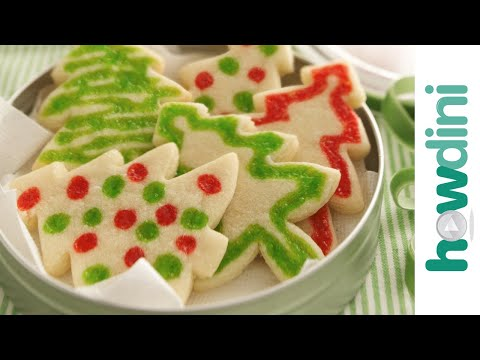 Christmas Cookies: Easy Cookie Recipes | Howdini